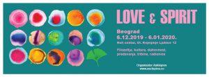 Festival Love & Spirit Beograd 2019