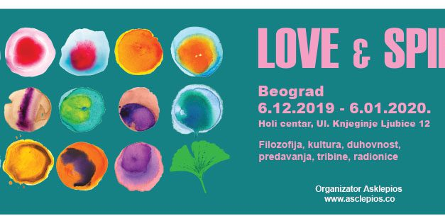 O Love & Spirit festivalu, predavači