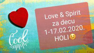 love&spirit za decu 2020